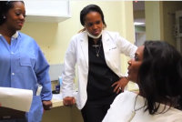 Dr. Heavenly Changes Momma Dee's Smile